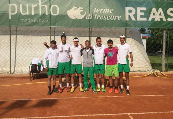 Bergamo: Serie B maschile