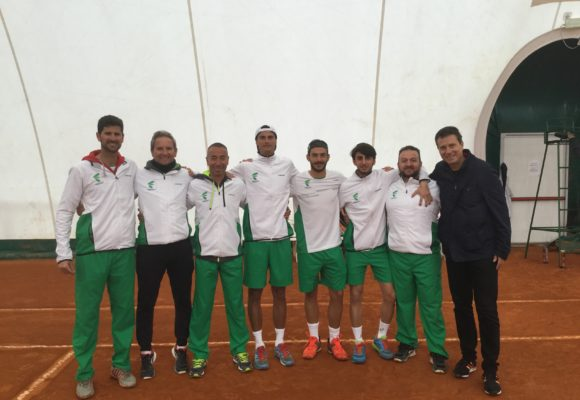 Rimini: serie B maschile